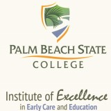 palm beach state college early learning early care and education